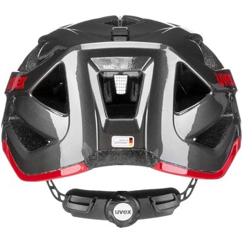 Uvex Active Anthracite Red 2