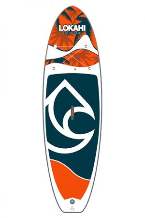 Lokahi Enjoy Teen 8'0 Orange
