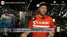 Cube eBike Serviss Latvija