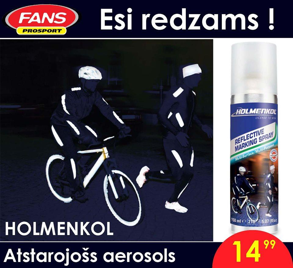 Holmenkol Reflective Spray