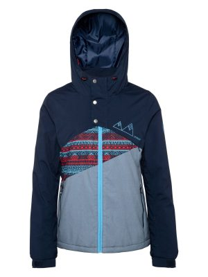 Precise Snowjacket, Ground Blue