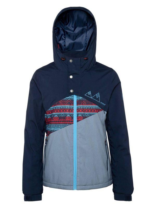 Precise Snowjacket, Ground Blue