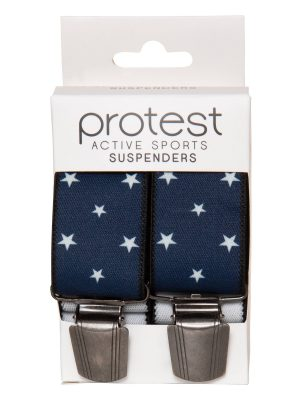Snowcat Suspender, Ground Blue