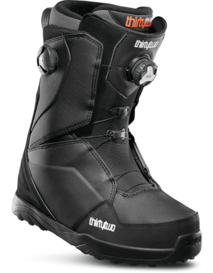 Thirtytwo Thirtytwo Lashed Double Boa Black 19 20