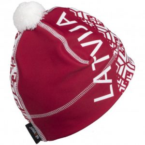 Cepure Sven Latvija Sarkana