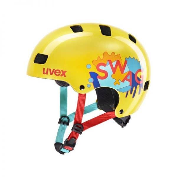 Uvex Kid 3 Yellow